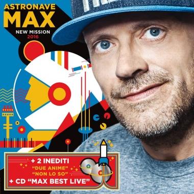 Max Pezzali, nuovo album con vecchi successi e due inediti