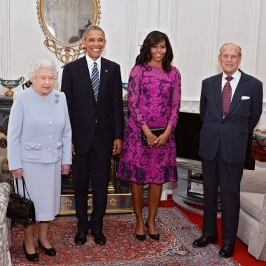 Prince – Obama: Purple rain prima dell'incontro con la Regina