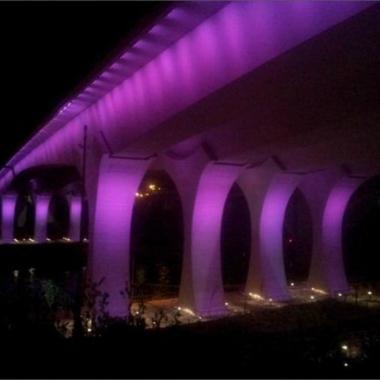 Prince – Il ponte di Minneapolis si tinge di viola