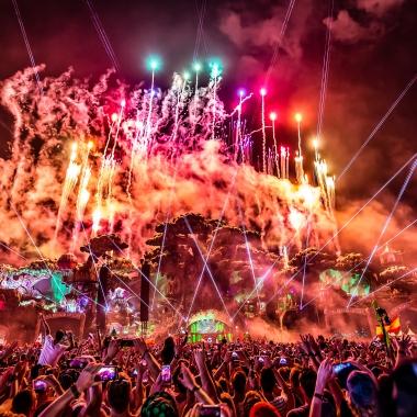 Tomorrowland, il festival della musica elettronica