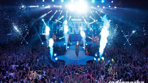 Battiti Live a Bisceglie: sul palco i cantanti pugliesi oltre ad attori e scrittori