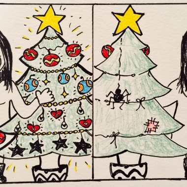Le avventure di Greis – L'albero di Natale