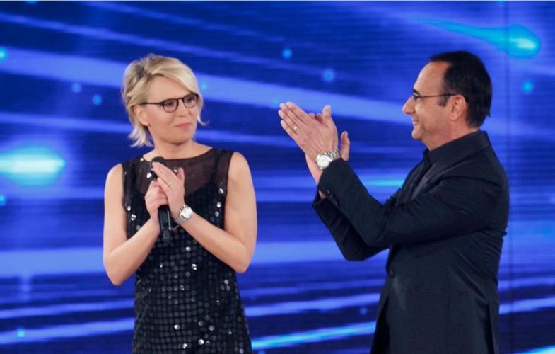Sanremo – Maria De Filippi ha accettato, sarà sul palco con Conti