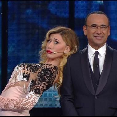 Sanremo – Il programma di stasera. Attesa per Virginia Raffaele