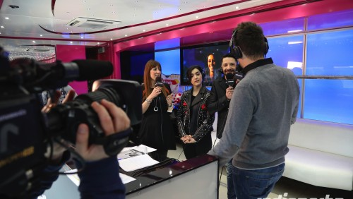 Sanremo – Nesli, Alice e Masini si raccontano