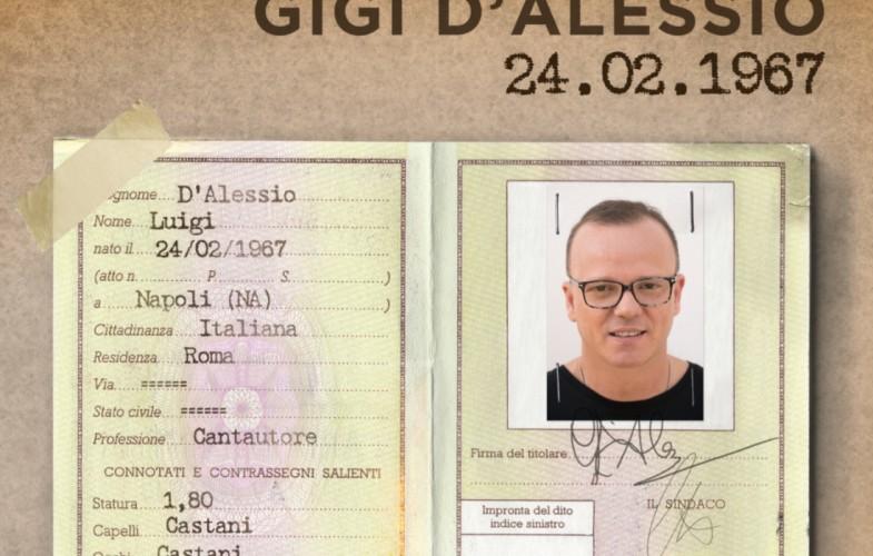 Gigi D'Alessio si racconta su Radionorba