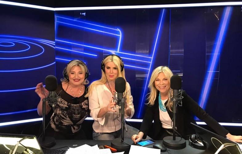 """""""Le donne lo sanno"""": continua l'avventura su Radionorba di Rita Dalla Chiesa, Monica Setta e Loredana Lecciso"""