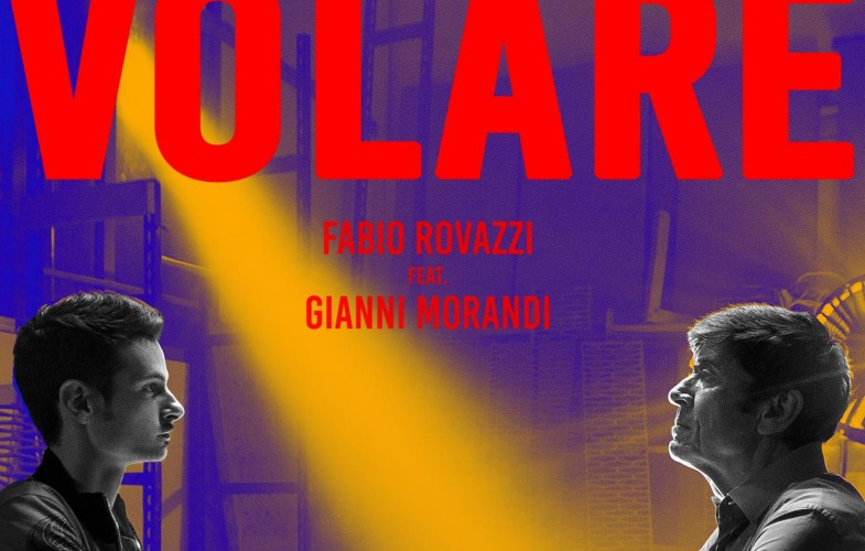 """Musica – """"Volare"""" è il nuovo di Fabio Rovazzi feat. Gianni Morandi"""