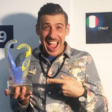 Musica  – Gabbani sesto all'Eurofestival