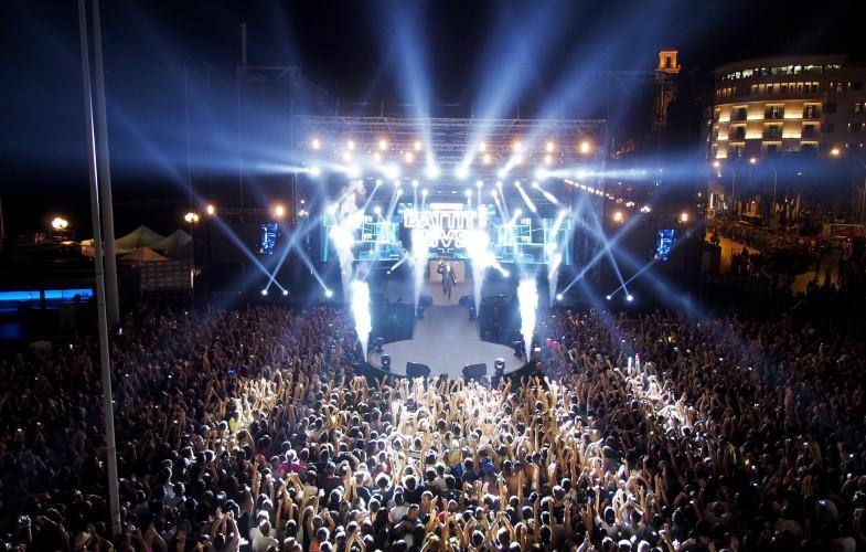 Battiti Live 2017, si parte. Ciao Bari!