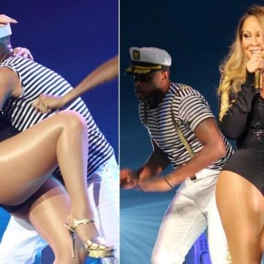 Mariah Carey, al diavolo la linea