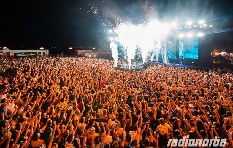 Battiti Live, grande finale a Taranto. Arrivederci nel 2018