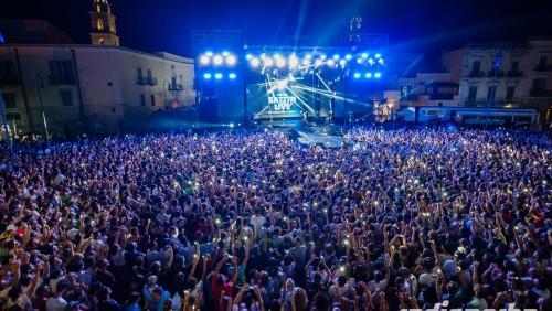Stasera su Italia 1 il concerto di Andria