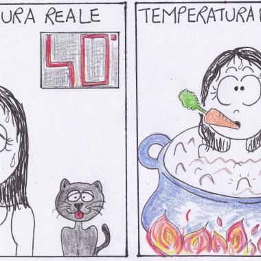 La temperatura di Greis