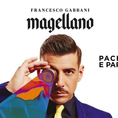 """Musica – Gabbani lancia il nuovo singolo """"Pachidermi e Pappagalli"""""""