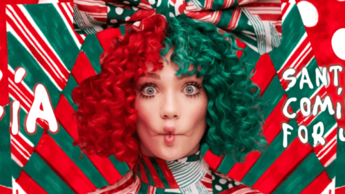 Musica – Il primo album natalizio di Sia