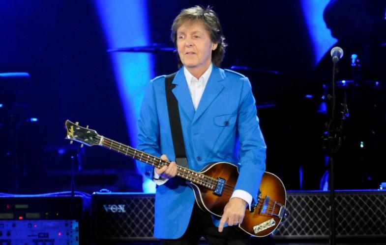 Musica – Paul McCartney ha incassato più di tutti nel 2017
