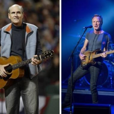 Sanremo – James Taylor e Sting con Shaggy ospiti internazionali