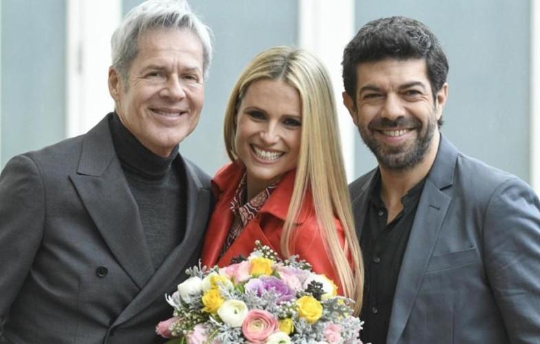 Sanremo –  Baglioni, Michelle Hunziker e Pierfrancesco Favino condurranno il festival 2018