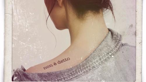 """Musica – """"Non è detto"""" è  il nuovo singolo di Laura Pausini."""