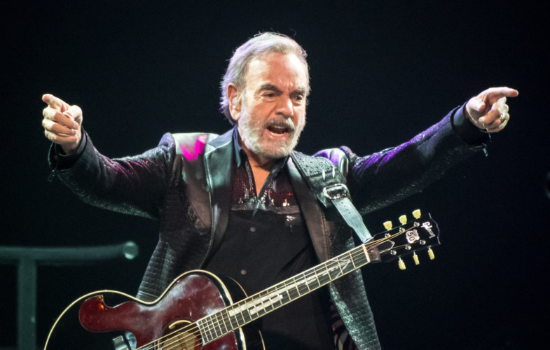Musica – Neil Diamond: addio alle scene per il  Parkinson