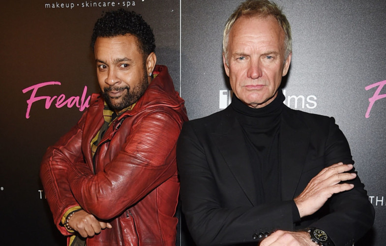 "Musica – Sting e Shaggy insieme per ""Don't make me wait"""