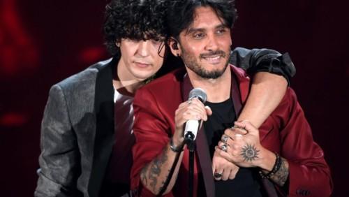 Sanremo- Vincono Ermal Meta e Fabrizio Moro