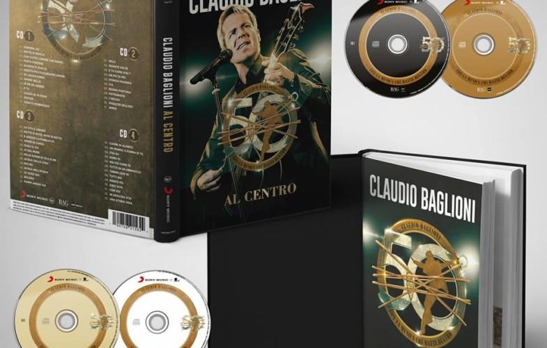 Musica – Nuovo cofanetto per Claudio Baglioni