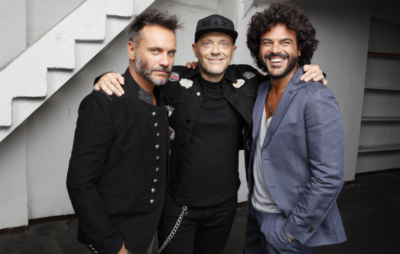 Musica – Max, Nek e Renga ospiti di Radionorba
