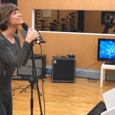 Talent – Amici, il ritorno di Alessandra Amoroso