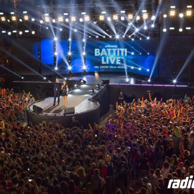 Questa  sera su Italia 1 la tappa di Ostuni di Battiti Live
