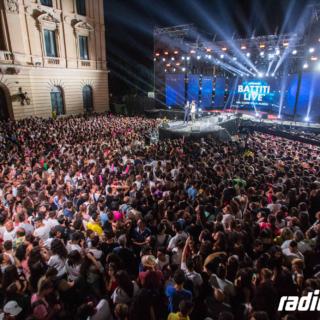 Questa sera su Italia1 la tappa di Lecce di Battiti Live