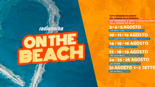 Radionorba On the beach 2018