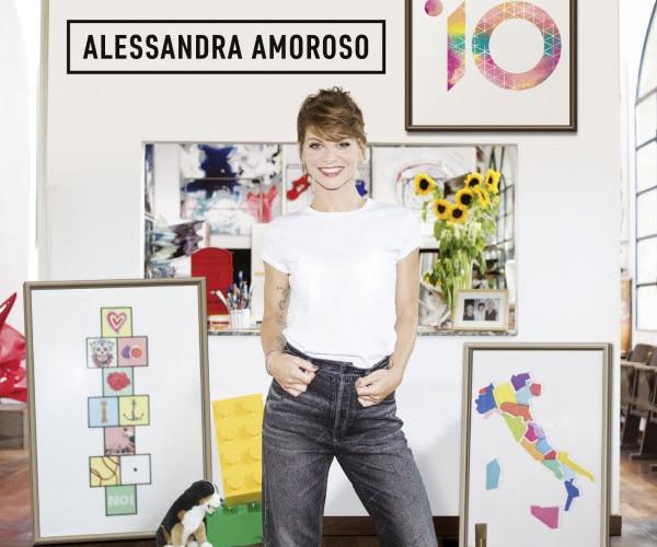 Musica – Nuovo singolo di Alessandra Amoroso
