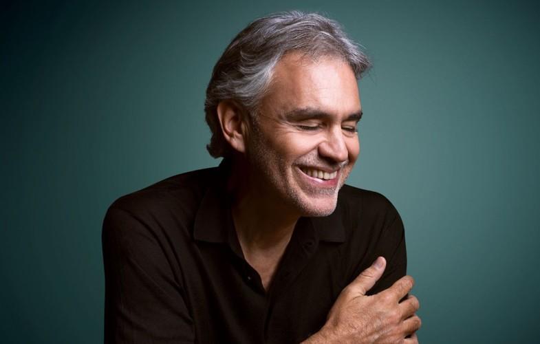 Andrea Bocelli star negli Usa