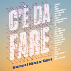Solidarietà - Kessisoglu & friends per Genova