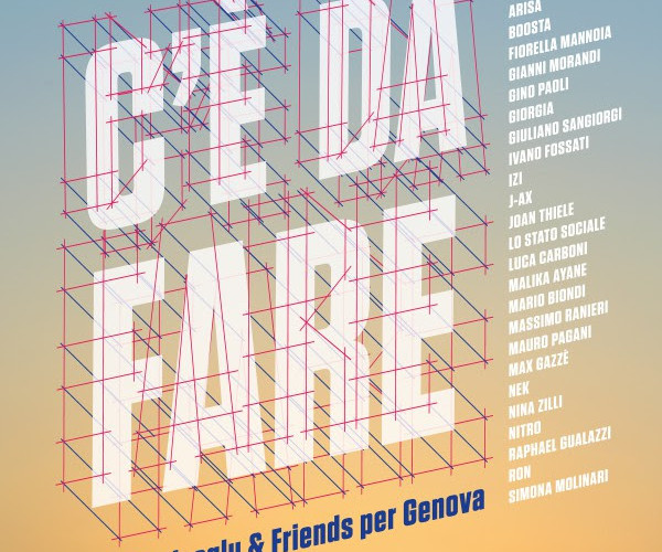 Solidarietà – Kessisoglu & friends per Genova
