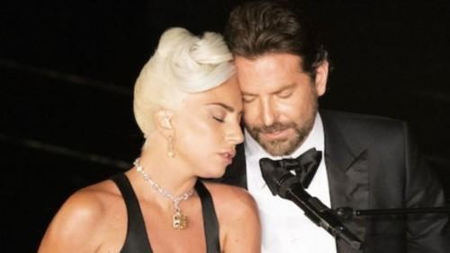 Bradley Cooper e Lady Gaga, l'oscar parla italiano