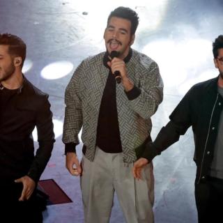 """#Sanremo2019 - Il Volo: """"Noi insultati dai giornalisti"""""""