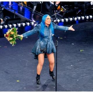 #Sanremo2019 - Loredana Bertè vola in classifica