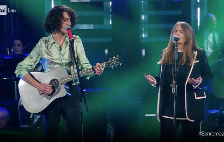 #Sanremo2019 – Serata duetti: vince Motta con Nada