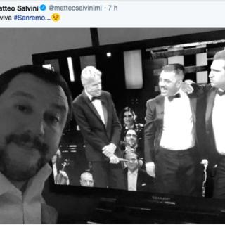 #Sanremo2019 - Pio e Amedeo superstar. Attacco a Salvini