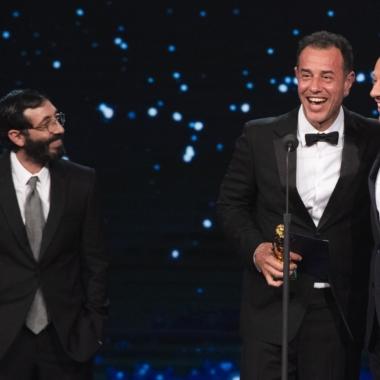 """Cinema – David di Donatello: """"Dogman"""" è il trionfatore"""