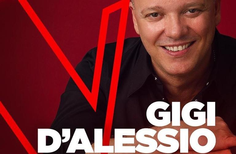 Musica – The Voice: Gigi D'Alessio è il nuovo coach
