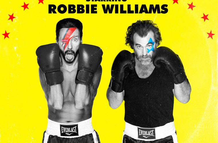 Musica: Bob Sinclar torna con The Superman Lovers e Robbie Williams