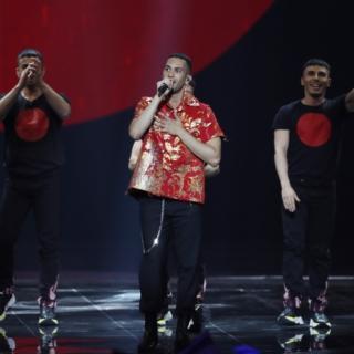Musica - Eurovision Song Contest: Mahmood secondo