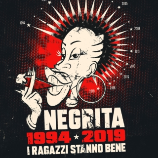 Musica - I Negrita su Radionorba
