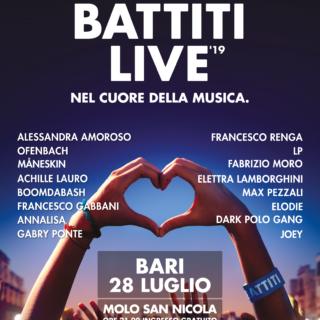 Battiti Live - A Bari il gran finale, ecco il cast