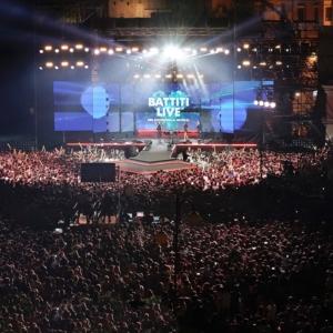 Battiti Live su Italia 1, boom di ascolti per la prima tappa