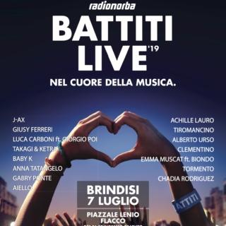 Battiti Live 2019 - Brindisi, stiamo arrivando
